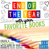 [End of the Year] Unit With Your Favorite Books