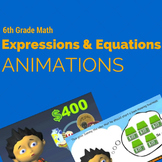 Expressions & Equations Bell Ringers for Grade 6