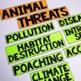 Endangered Animals Lapbook Interactive Kit