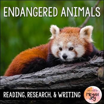 Endangered Species Packet
