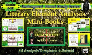 Endangered by Eliot Schrefer Literary Analysis Mini-Book C