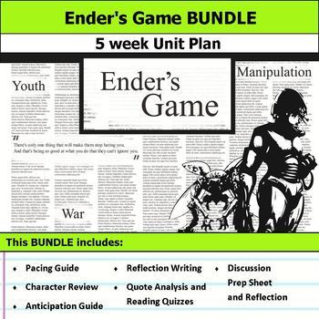 Ender's Game Unit Bundle
