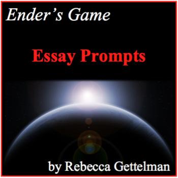 Ender's Game Essay Prompts
