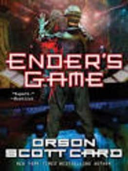 """Ender's Game"" Unit Test and Chapter Quizzes"