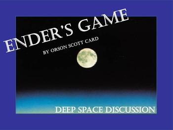 Ender's Game by Orson Scott Card: Deep Space Discussion: FREE!