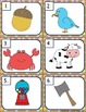 Ending Sounds Write the Room Task Cards