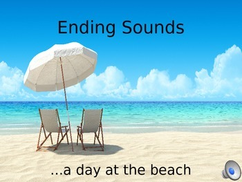 Ending Sounds...a day at the beach