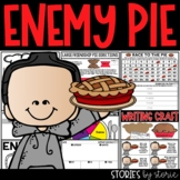 Enemy Pie (Book Questions, Vocabulary, & Crafts)
