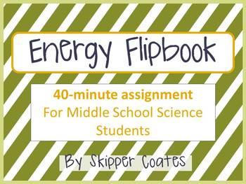 Energy Flipbook Assignment