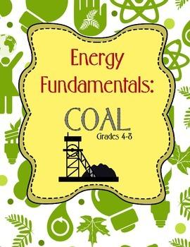 Energy Fundamentals - Coal - Grades 4-8