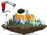 Energy Part 1 PowerPoint Reader's Theater with Quiz and No