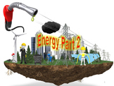 Energy Part 2 PowerPoint Reader's Theater with Quiz and No