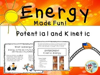 Potential Energy - Kinetic Energy Unit