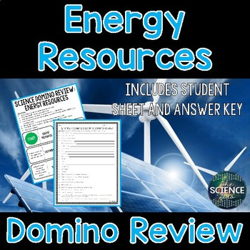 Energy Resources Domino Review