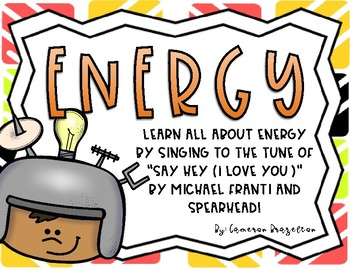 Energy Song Lyrics (Kinetic, Potential, Chemical, Electric