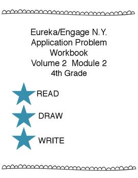 Engage N.Y./Eureka Module 2 Application Problems 4th Grade