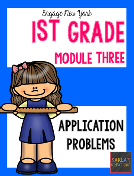 Engage NY 1st Grade Module 3 Application Problems