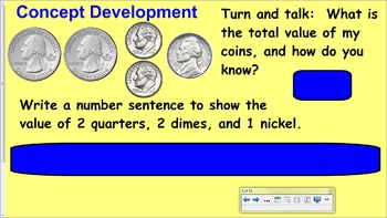 Engage NY 2nd Grade Common Core Math 7 -Topic B
