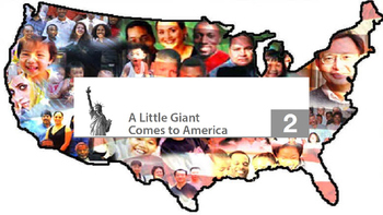 Engage NY 2nd Grade Module 11 - Immigration - Lesson 2
