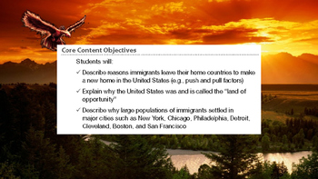 Engage NY 2nd Grade Module 11 - Immigration - Lesson 5