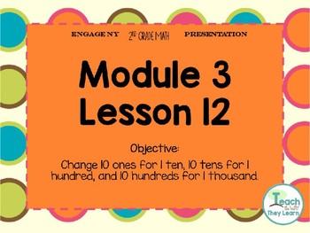Engage NY Smart Board 2nd Grade Module 3 Lesson 12