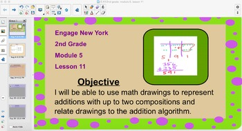 Engage NY 2nd Grade Module 5 Lesson 11