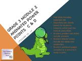 Engage NY Eureka Math 3rd Grade Module 2 Topics C, D, & E