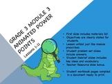 Engage NY Eureka 3rd Grade Module 3 Lessons 1-11 3.OA.5 Mu