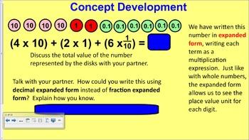 Engage NY 4th Grade Common Core Entire Math Module 6- Topi