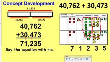 Engage NY 4th Grade Common Core Math Module 1-Topic D