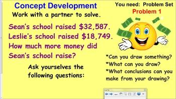 Engage NY 4th Grade Common Core Math Module 1-Topic F