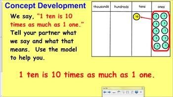 Engage NY 4th Grade Common Core Math Module 1 Topic A