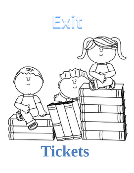 Engage NY 4th Grade Module 2A Unit 3 Exit Ticket Packet