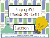 Engage NY 5th Grade Language Arts-Module 2B, Unit 1, Lesson 1