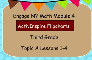 Engage NY ActivInspire  3rd Grade Module 4 Topic A