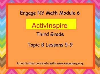 Engage NY ActivInspire  3rd Grade Module 6 Topic B