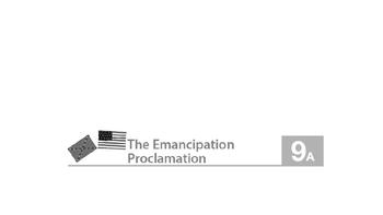 Engage NY ELA 2nd Grade Module 9 Civil War L9 The Emancipa