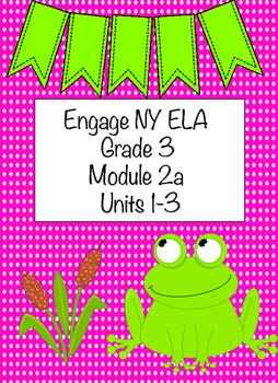 Engage NY ELA Grade 3, Module 2a, Adaptations/ Wide World