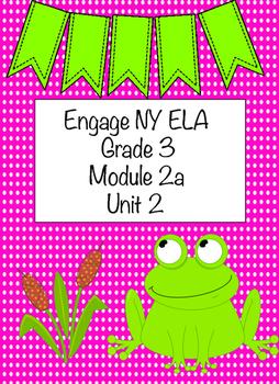Engage NY ELA Grade 3, Module 2a, Unit 2, Adaptations/ Wid