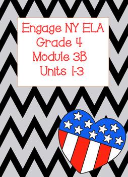 Engage NY ELA Grade 4, Module 3b Units 1-3