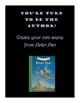 Engage NY ELA Module 3a, Unit 2, Lesson 3- Peter Pan