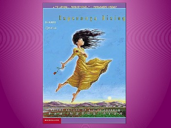 Engage NY Esperanza Rising Lesson 14