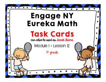 Engage NY Eureka Math (1st grade) Module 1 Lesson 12 Task