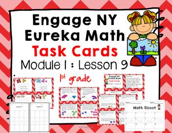 Engage NY Eureka Math (1st grade) Module 1 Lesson 9 Task C