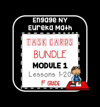 Engage NY Eureka Math (1st grade) Module 1 Lessons 1- 20 T