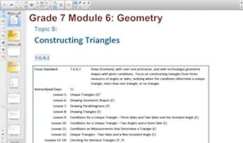 Engage NY Eureka Math 7th Grade Math Module 6 Topic B for