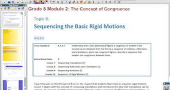 Engage NY Eureka Math 8th Grade Math Module 2 Topic B for