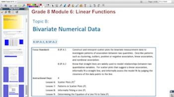 Engage NY Eureka Math 8th Grade Math Module 6 Topic B for