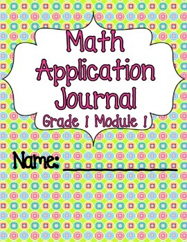 Engage NY Eureka Math Grade 1 Module 1 Application Problem