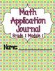 Engage NY Eureka Math Grade 1 Modules 1-6 Application Prob